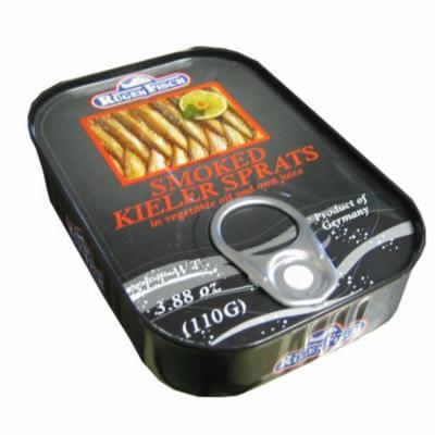 Smoked Kieler Sprats (RugenFisch) 110g (3.88 oz)