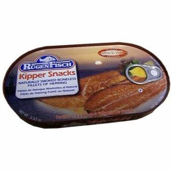 Kipper Snacks, Herring (RugenFisch) 3.53oz (100g)