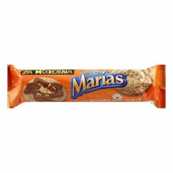 La Moderna Marias Vanilla Cookies, 4.94 Oz (Pack of 20)