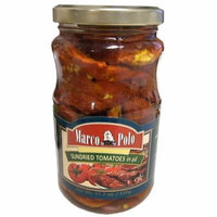 Sundried Tomatoes in Oil (MarcoPolo) 11.7 oz (330g)