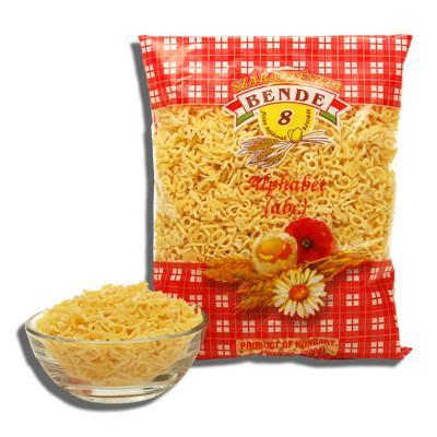 Alphabet Noodles (Bende) 7oz (200g)