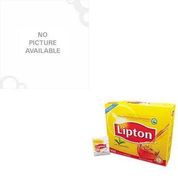 KITKEB827695LIP291 - Value Kit - Sunshine Cheez-it Crackers (KEB827695) and Lipton Tea Bags (LIP291)