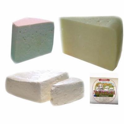 Greek Cheeses 4pc 2lb(Kefalotiri, Kasseri, Manouri, Feta) 0.5lb each