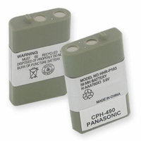 Cordless Phone Battery for Panasonic TYPE 25