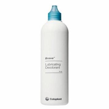 Coloplast Brava Lubricating Deodorant 8 oz.. Bottle-1 Bottle