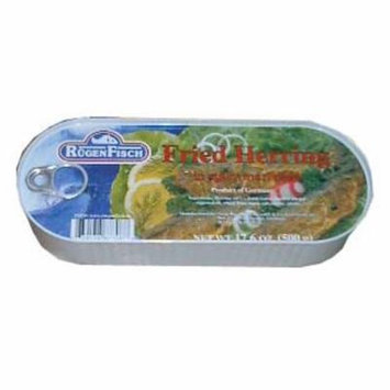 Fried Herring in Spicy Marinade (RuFi) 500g can