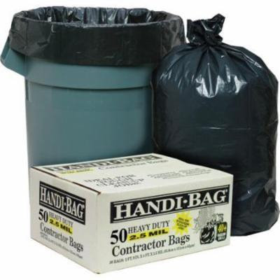 42 Gallon 2.5 Mil Low Density Trash Bag Package Of 50