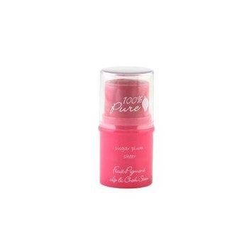 100% Pure Sugar Plum Sheer Lip & Cheek Tint