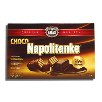 Napolitanke Chocolate Coated, 250g