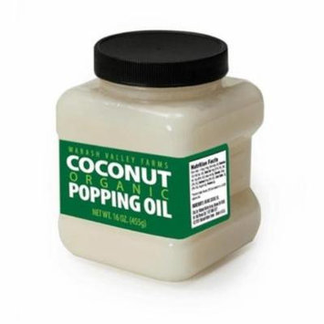 Wabash Valley Farms 77276 Organic Coconut Popping Oil