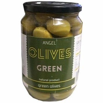 Angel Green Olives 700g