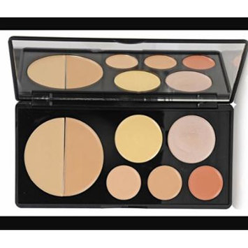 eve pearl flawless face palette medium