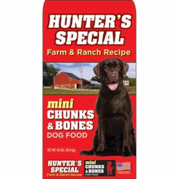 DOG FOOD MINI CHUNKS 18P/7FAT