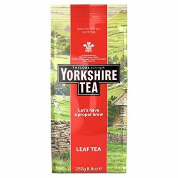 Taylors of Harrogate Yorkshire Leaf Tea 250g by Taylors of Harrogate