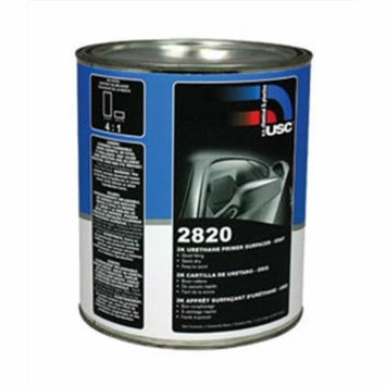 2K Urethane Primer Surfacer - Gray U. S. Chemical & Plastics 2820-1 USC LP