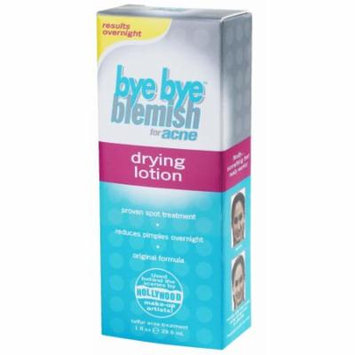(6 Pack) Bye Bye Blemish for Acne Drying Lotion - Results Overnight