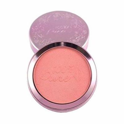 100% pure powder blushes, mimosa