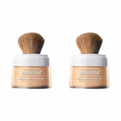 L'Oréal Paris True Match Naturale, Light Ivory, 2 Count