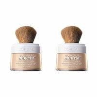 L'Oréal Paris True Match Naturale, Soft Ivory, 2 Count