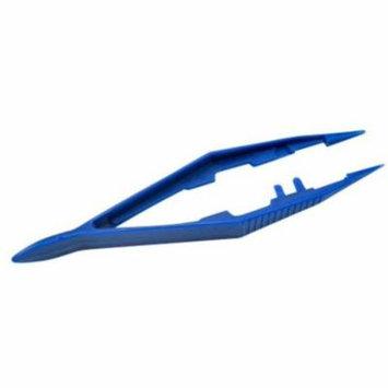 Disposable Plastic Forcep Tweezers 100-Count