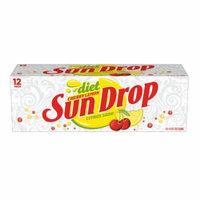Diet Sun Drop Cherry Lemon, 12 Fl Oz Cans, 12 Pack