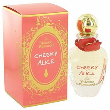 Cheeky Alice by Vivienne Westwood,Eau De Toilette Spray 2.5 oz, For Women