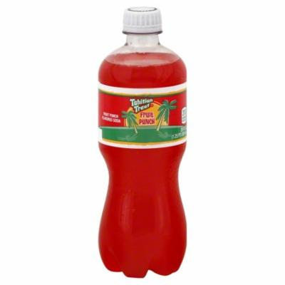 Dr Pepper/Seven Up Tahitian Treat Soda, 20 oz