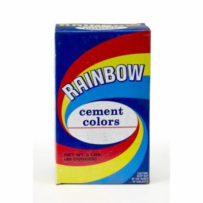 5 lb Box of Rainbow Color - Brownstone