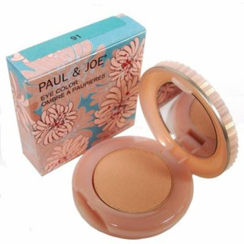 Paul & Joe Eye Color # 91 (Butter and Sugar) 2.7 G/0.09 oz