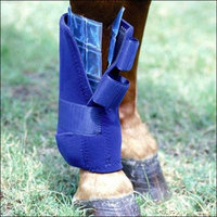 PROFESSIONAL CHOICE HORSE LEG NON TOXIC FLEXIBLE ICE CELLS COLD THERAPY PAIR