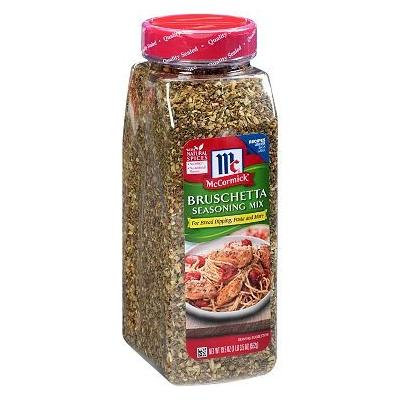 McCormick® Bruschetta Seasoning Mix