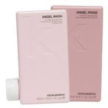 Kevin Murphy Angel Wash and Rinse for Fine Colored Hair Set, 8.4 oz.