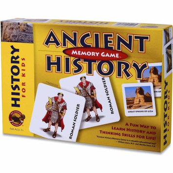Distribution Solutions Llc Medieval History Memory Game