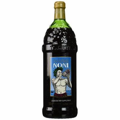 The Original Authentic TAHITIAN NONI ® Juice by Morinda (Single 1 Liter Bottle) - 34 fl oz
