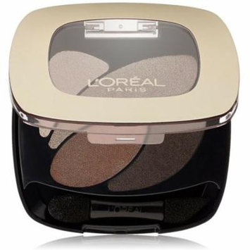 L'Oreal Paris Colour Riche Dual Effects Eyeshadow, Absolute Taupe [250] 0.12 oz (Pack of 2)
