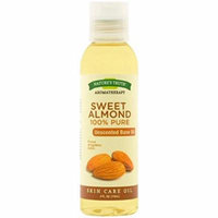 2 Pack Nature's Truth Aromatherapy Sweet Almond Pure Skin Care Oil 4 Oz Each