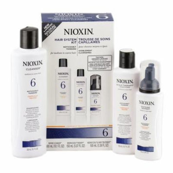 Nioxin System 6 Advanced Starter Kit ( Starter Kit)