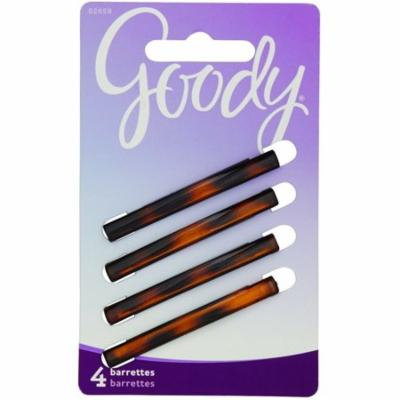 Goody Classics Stay Tight Barrette 4 ea (Pack of 3)
