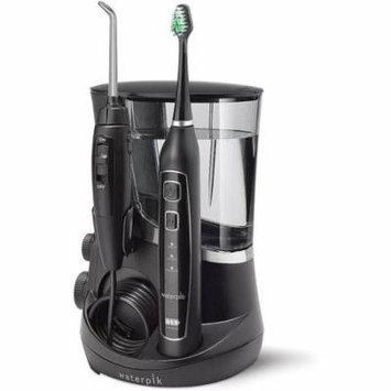 Waterpik Complete Care 5.0 Water Flosser & Triple Sonic Toothbrush, Black 1 ea (Pack of 4)