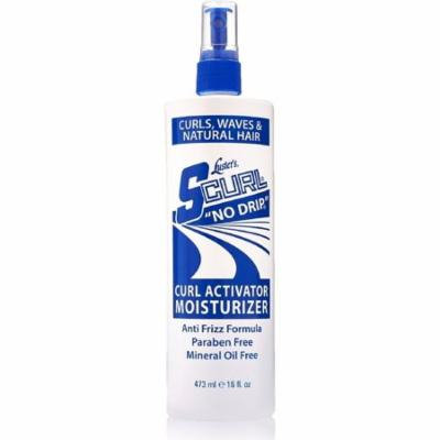 Luster's Scurl No Drip Curl Activator Moisturizer 16 oz (Pack of 4)