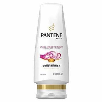 3 Pack Pantene Pro-V Curl Perfection Moisturizing Conditioner 12 Oz Each