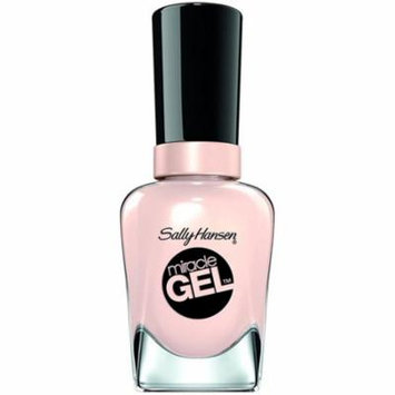 Sally Hansen Miracle Gel Nail Color, Birthday Suit 0.50 oz (Pack of 3)