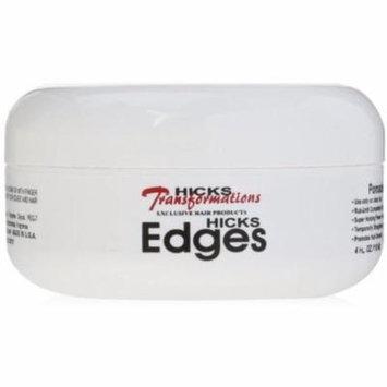 Hicks Edges Pomade 4 oz (Pack of 3)