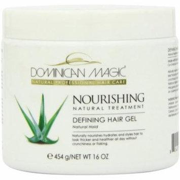 Dominican Magic Defining Hair Gel, 16 oz (Pack of 6)