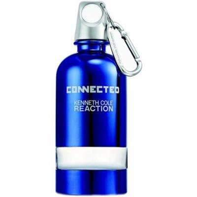 Kenneth Cole Reaction Connected Eau de Toilette Spray for Men 4.20 oz (Pack of 2)