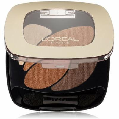 L'Oreal Paris Colour Riche Dual Effects Eyeshadow, Treasured Bronze [240] 0.12 oz (Pack of 2)