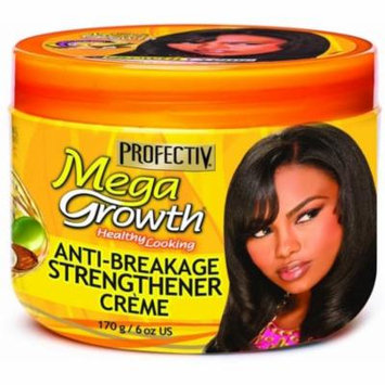 Profectiv Mega Growth Daily Anti Breakage Strengthener Creme, 6 oz (Pack of 6)