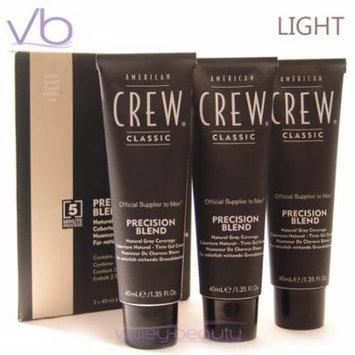 American Crew Precision Blend Color Light 3x40ml
