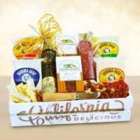 Givens and Company California Delicious Fresh Creamery Gourmet Crate