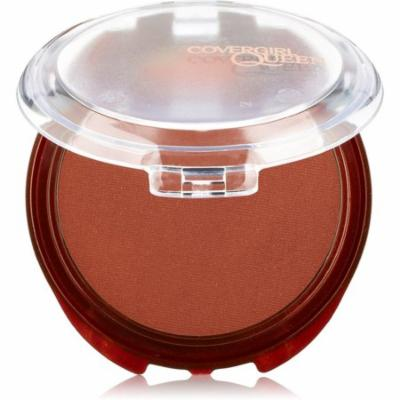 CoverGirl Queen Collection Natural Hue Bronzer, Ebony Bronze [Q120] 0.39 oz (Pack of 6)